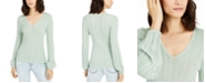 INC International Concepts INC Metallic Shine Sweater, Created For Macy's
