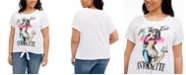 Love Tribe Trendy Plus Size Marie Antoinette T-Shirt