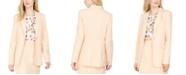 Calvin Klein Imitation Pearl Open-Front Jacket
