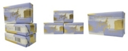 Wavertree & London Thank You - Blue - Bar Soap with Pack of 3, Each 7 oz