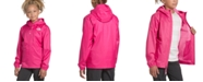 The North Face Big Girls Hooded Zipline Rain Jacket