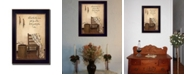 Trendy Decor 4U Trendy Decor 4u These Three Remain by Susan Boyer, Printed Wall Art, Ready to Hang Collection
