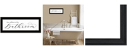 Trendy Decor 4U Trendy Decor 4U No Selfies in the Bathroom by Lori Deiter, Ready to hang Framed Print Collection