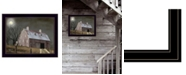 Trendy Decor 4U Trendy Decor 4U Midnight Moon by Billy Jacobs, Ready to hang Framed Print Collection