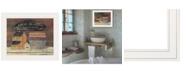 Trendy Decor 4U Trendy Decor 4u Hot Bath by Pam Britton, Ready to Hang Framed Print Collection