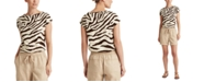 Lauren Ralph Lauren Printed Top