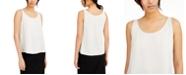 Eileen Fisher Silk Tank Top, Regular & Petite