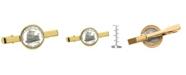 American Coin Treasures Westward Journey Keelboat Nickel Coin Tie Clip
