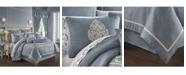 J Queen New York Aurora King 4Pc. Comforter Set