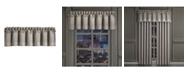 "J Queen New York Deco 20"" L x 20"" W Window Straight Valance"