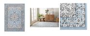 """Global Rug Designs Haven Lane Hal06 Mist 5'2"""" x 7'2"""" Area Rug"""