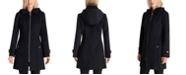 Michael Kors Hooded Coat, Created for Macy's