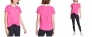 Tommy Hilfiger Side-Knot Logo Print T-Shirt