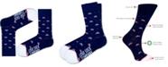 Love Sock Company Women's Super Soft Organic Cotton Seamless Toe Trouser Socks