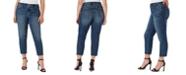 WILLIAM RAST Trendy Plus Size Sweet Mama Skinny Ankle Jeans