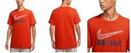 Nike Men's Dri-FIT Just Do It Basketball T-Shirt
