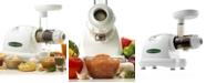 Omega 8004 Juicer, Nutrition Center