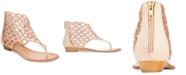 ZIGIny ZiGi Soho Melaa Caged Flat Thong Sandals