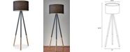 Adesso Louise Tripod Floor Lamp