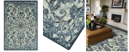 """D Style CLOSEOUT! Menagerie MEN29 Ivory 3'3"""" x 5'1"""" Area Rug"""