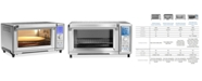 Cuisinart TOB-260N Chef's Convection Toaster Oven Broiler