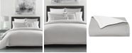 Hotel Collection  CLOSEOUT!  Contrast Flange Duvet Covers, Created for Macy's