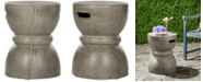 Safavieh Trudel Outdoor Accent Table