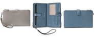 Michael Kors Adele Double Zip iPhone 7 Plus Wristlet