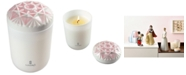 Lladro Echoes of Nature I Love You, Mom Candle