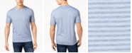 Michael Kors Men's Striped Pocket T-Shirt