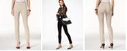 Alfani Petite Pull-On Skinny Ankle Pants, Created for Macy's