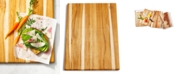 Martha Stewart Collection Teak Wood Cutting Board, Created for Macy's