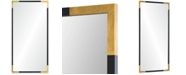 Furniture Osmond Rectangular Mirror, Quick Ship