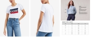 Levi's Women's Perfect Graphic Logo T-Shirt, Created for Macy's