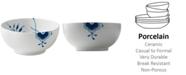 """Royal Copenhagen Blue Fluted Mega 8.25"""" Serving Bowl"""