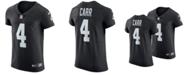 Nike Men's Derek Carr Oakland Raiders Vapor Untouchable Elite Jersey