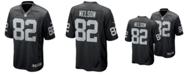 Nike Men's Jordy Nelson Oakland Raiders Game Jersey