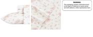 Laura Ashley King Bristol Paisley Pink Sheet Set