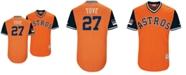 68fa22cab40 Majestic Men s Jose Altuve Houston Astros Players Weekend Authentic Jersey  ...