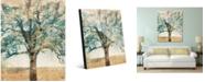 "Creative Gallery Neutral Radiant Tree 24"" X 36"" Acrylic Wall Art Print"