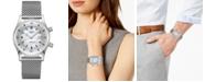 Longines Women's Swiss Automatic Legend Diver Stainless Steel Mesh Bracelet Watch 36mm