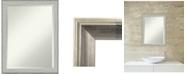 Amanti Art Bel Volto 21x27 Bathroom Mirror