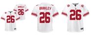 Nike Saquon Barkley New York Giants Color Rush Jersey, Big Boys (8-20)