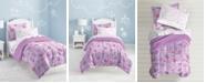 Dream Factory Stars & Crowns Fl Comforter Set