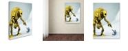 "Trademark Global Craig Snodgrass 'Discovery' Canvas Art, 35"" x 47"""