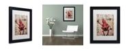 """Trademark Global Craig Snodgrass 'Keep Calm And Drop Bombs' Matted Framed Art, 11"""" x 14"""""""