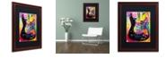"Trademark Global Dean Russo 'Lenny Strat' Matted Framed Art, 16"" x 20"""