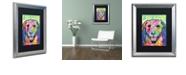 "Trademark Global Dean Russo 'Lab Love' Matted Framed Art, 16"" x 20"""