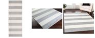 "Surya Horizon HRZ-1094 Medium Gray 2'7"" x 7'3"" Area Rug"