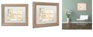 "Trademark Global Color Bakery 'Vermont Summer Ix' Matted Framed Art, 11"" x 14"""